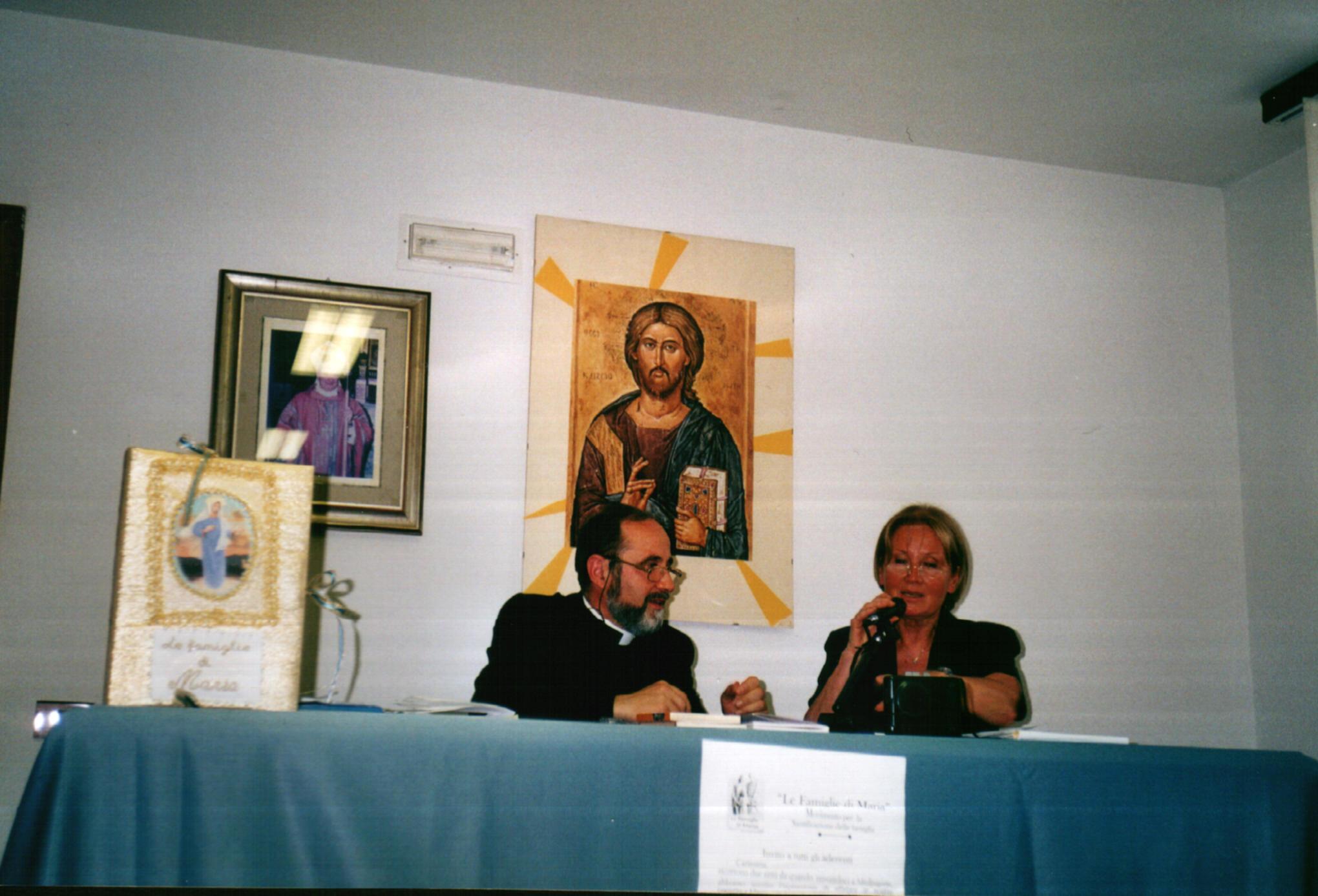 Incontro Annuale 1 Giugno 2002