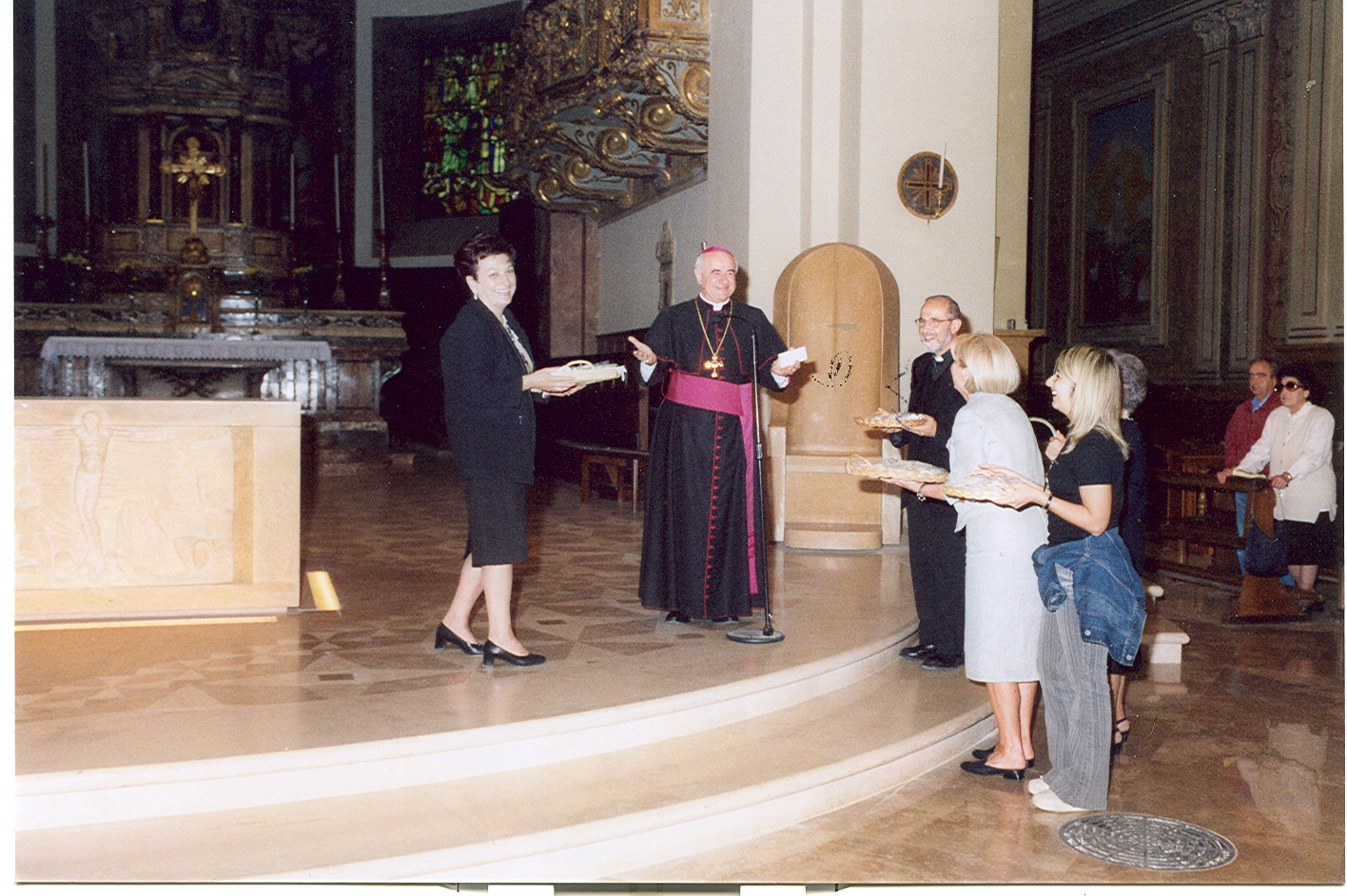 Incontro Annuale 5 Giugno 2004
